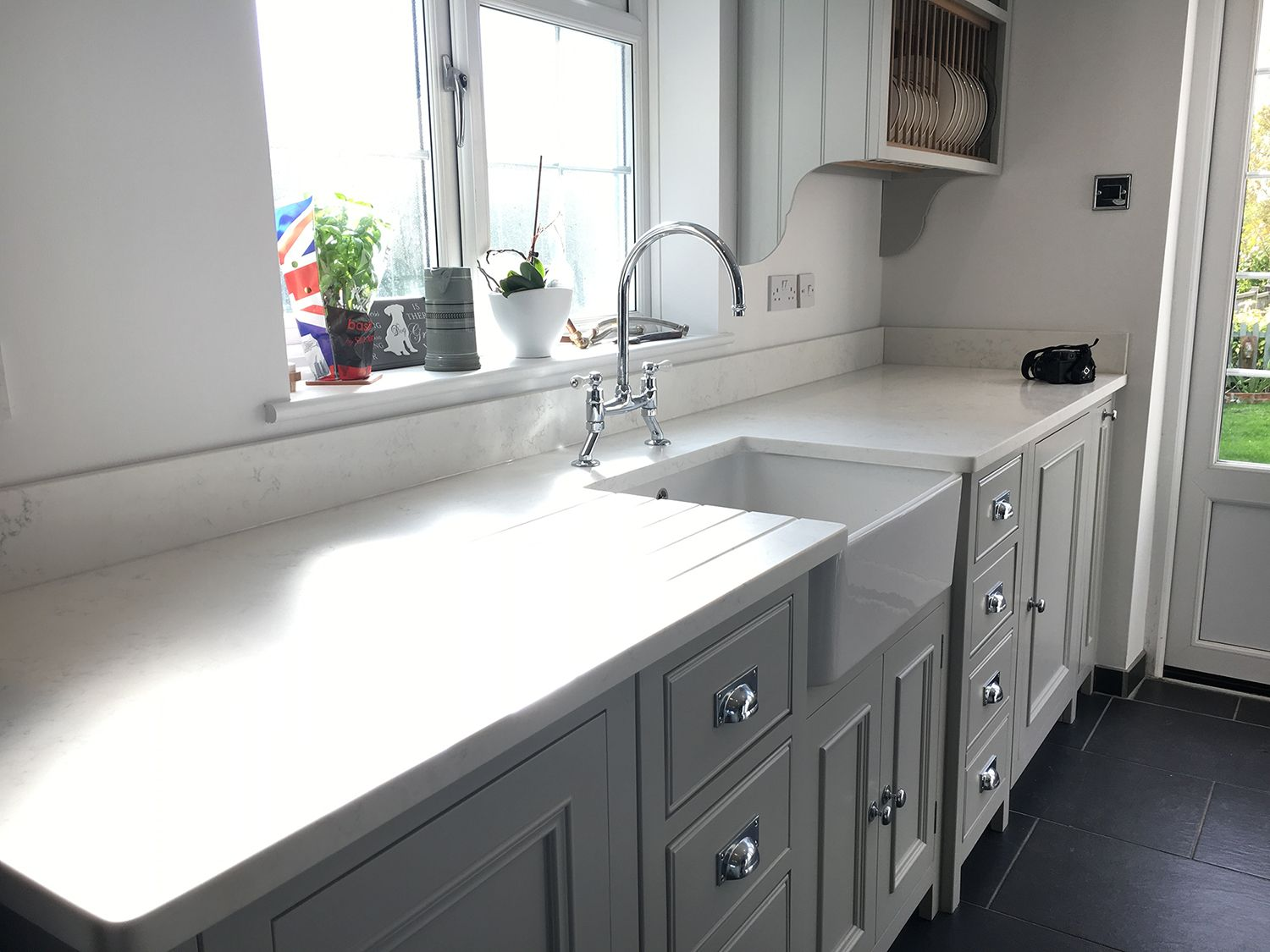 Stunning Quartz Worktops And Splashbacks Doreward